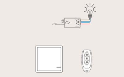 Как установить выключатель паникадила за 5 минут